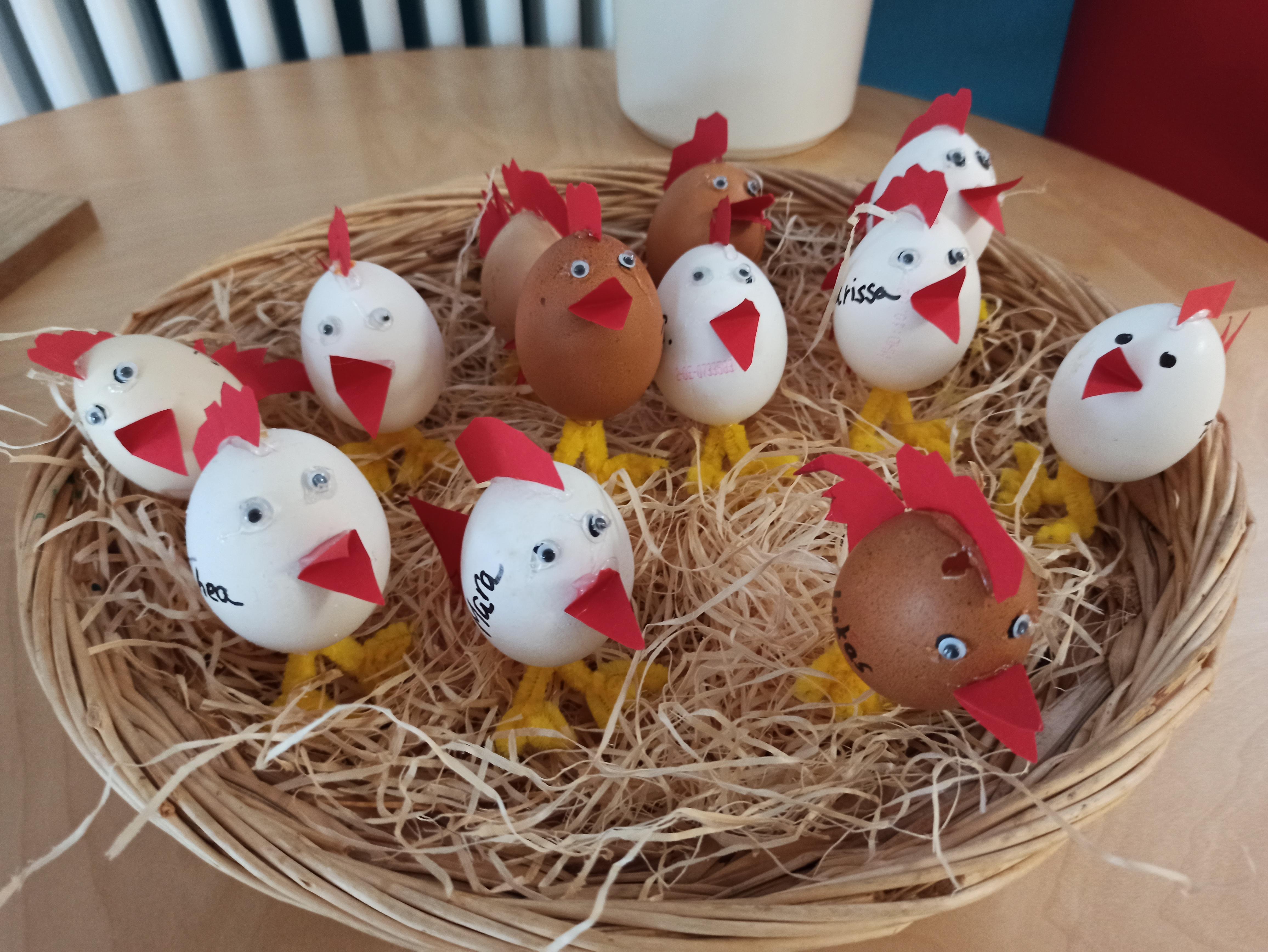 Rund um Ostern